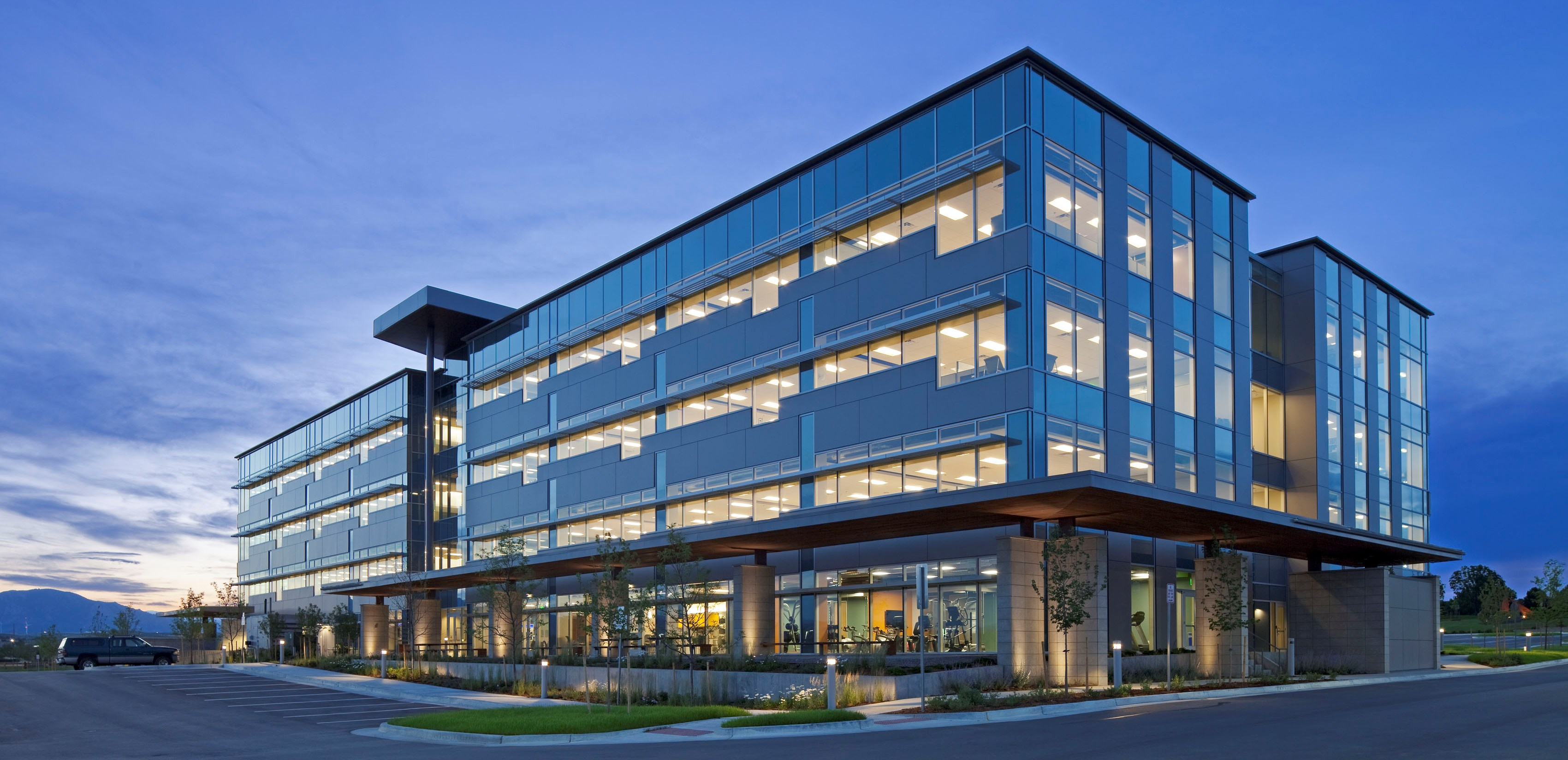 Trimble Office Building - Westminster, US