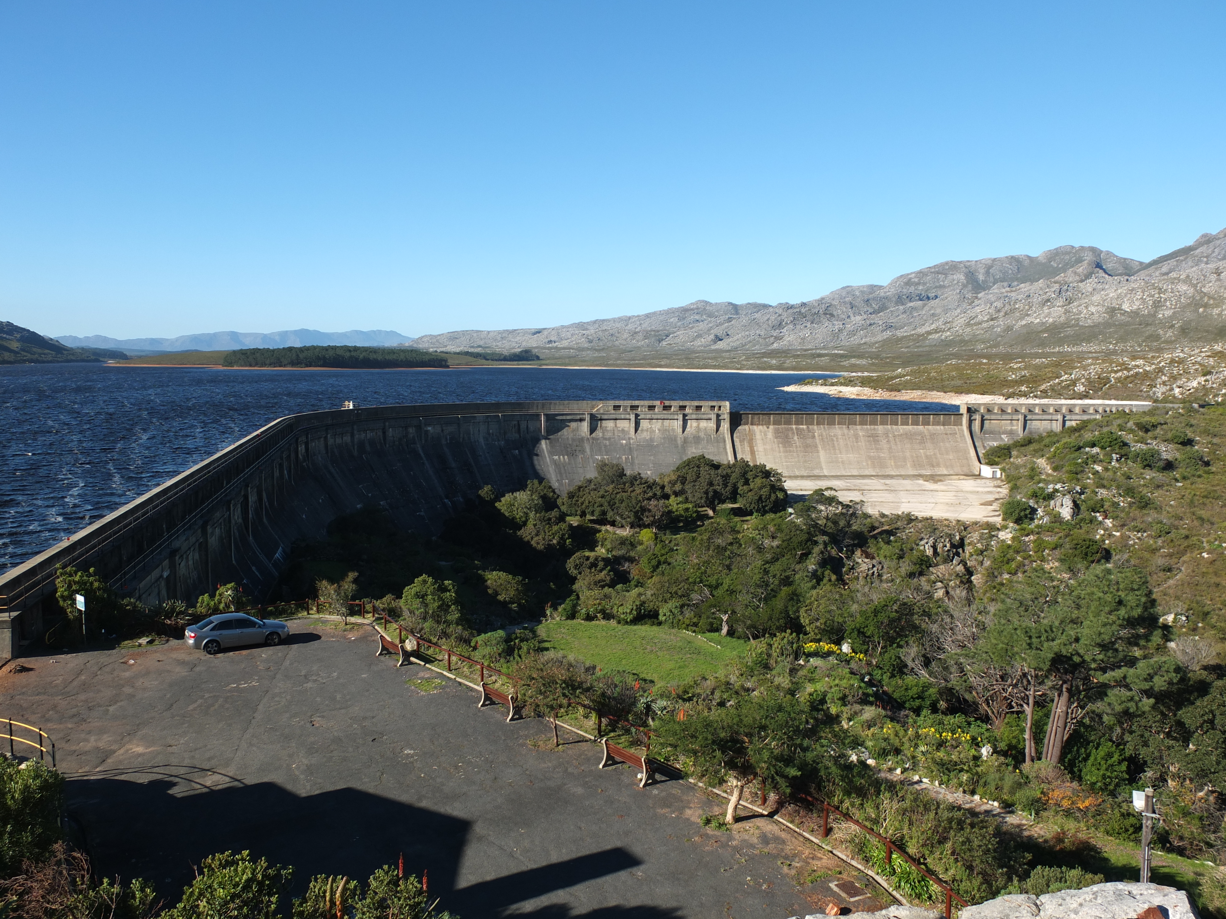 Steenbras Dam - Cape Town, South Africa